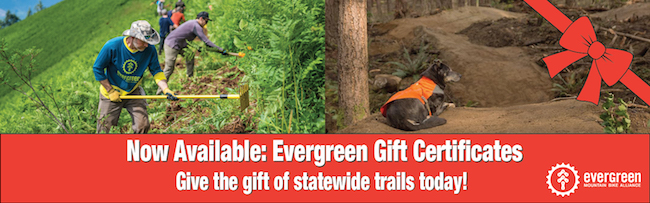 Evergreen Gift Certificates are Here!