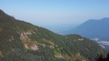 Olallie view from mt washington