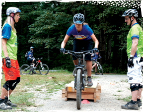 Evergreen MTB Alliance Bike Skills Class