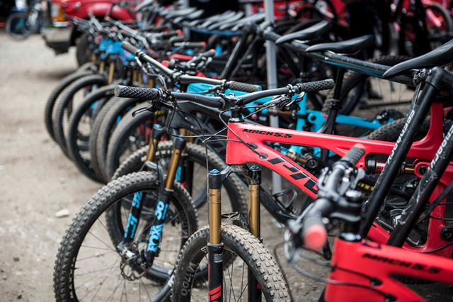 MTB Fest 2018: Crowds, stoke and surprisingly good weather!