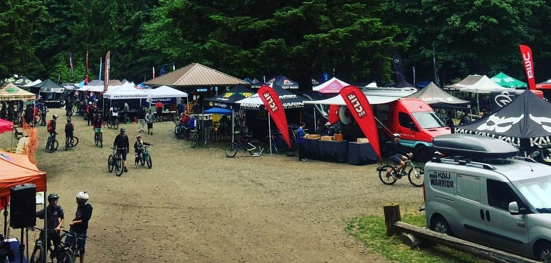 evergreen mtb festival clearing