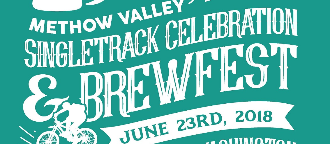 Methow Valley Singletrack Celebration Poster