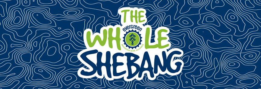 The Whole Shebang banner