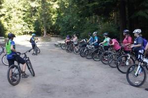 Dirt Divas Bike Class