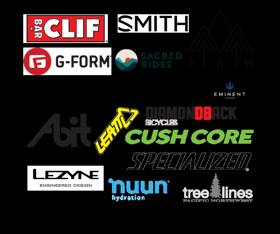 ride challenge sponsor logos