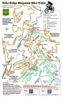 Echo Ridge Mtn Bike Trail Map