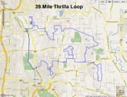 Thrilla - 39-mile lop