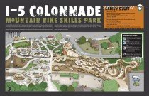 Colonnade Map