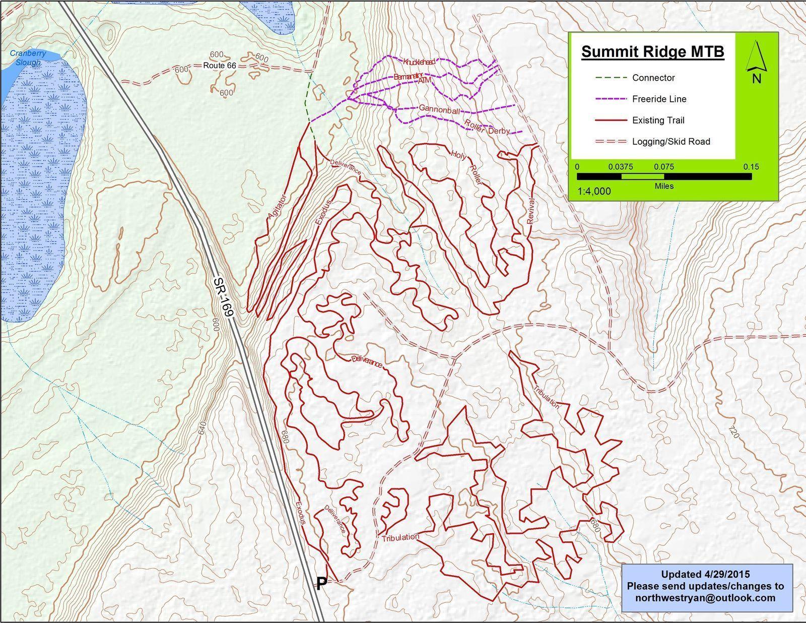 Summit Ridge on