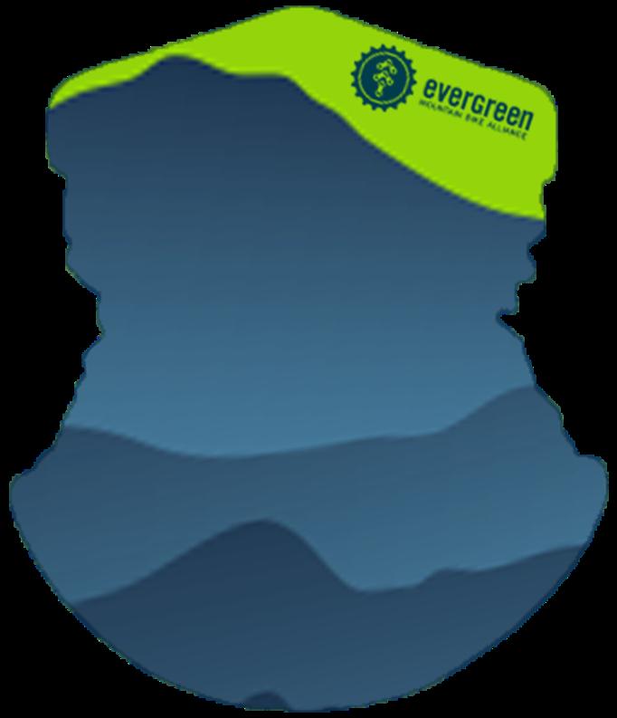 evergreen neckgaiter