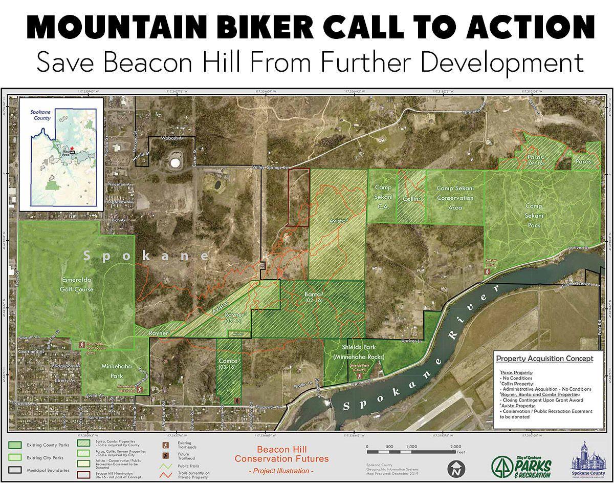 Make Beacon Hill public map