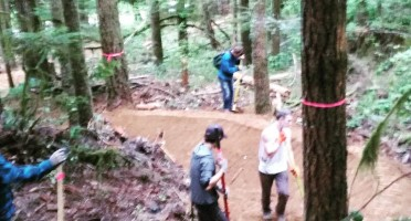 Evergreen MTB Project Image