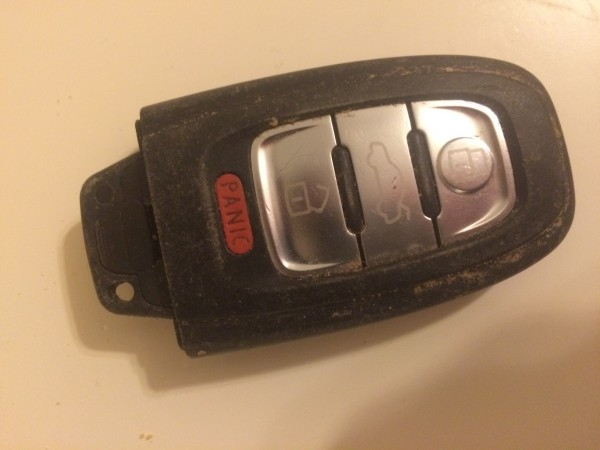 Key FOB seeks owner...