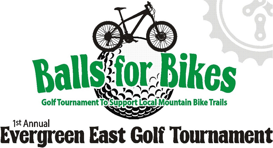 Balls and Bikes event poster